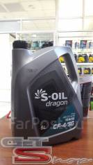 S-Oil Seven Dragon. Вязкость 10W-30. Под заказ