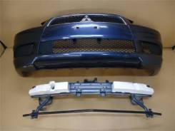 Бампер. Mitsubishi Lancer X