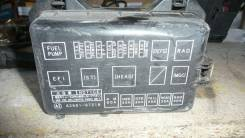Блок предохранителей. Toyota Duet, M110A, M111A, M100A, M101A Двигатели: K3VE, EJDE, EJVE