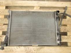 Радиатор охлаждения двигателя. Kia Optima