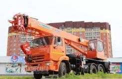 Клинцы КС-55713-1К-4. КС 55713-1К-1 автокран 25т. (Камаз-65115) ЕВРО-4, 12 000 куб. см., 25 000 кг., 21 м.