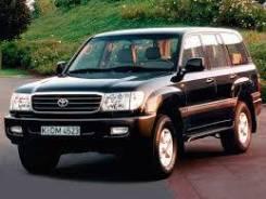 Редуктор. Toyota Land Cruiser, HDJ101, HDJ100, UZJ100 Двигатели: 1HDT, 2UZFE, 1HDFTE