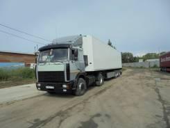МАЗ 543240-2120. Продается тягач МАЗ+П/Прицеп РЭФ, 14 860 куб. см., 16 500 кг.