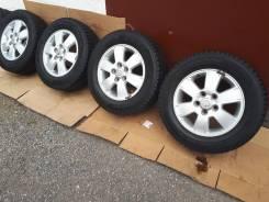 Стильные колёса Toyota +Зима Жир 205/65R15
