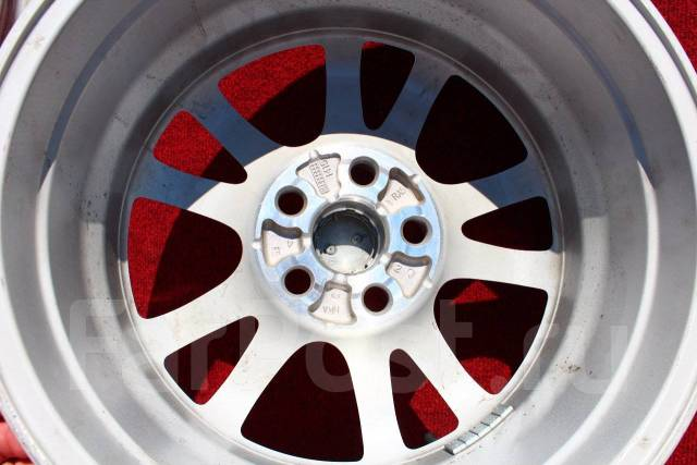 Toyota. 6.5x15, 5x100.00, ET40, ЦО 54,1мм.