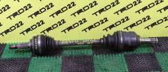 Привод, полуось. Toyota Avensis, ZZT251, ZZT251L, ZZT250 Toyota Corolla Verso, ZNR10, ZNR11, ZNR11L Двигатели: 1ZZFE, 3ZZFE