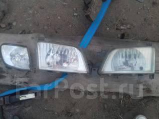 Фара. Subaru Forester, SF5, SF9 Двигатели: EJ202, EJ205, EJ20G, EJ20J, EJ254