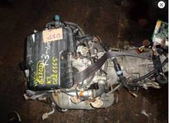 Двигатель в сборе. Daihatsu Terios Двигатель K3VE