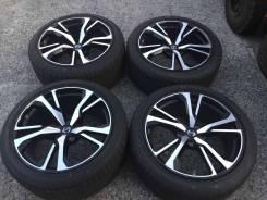 Комплект новой модели колёс на Nissan Z370 Z34. 9.0/10.0x19 5x114.30 ET47/30