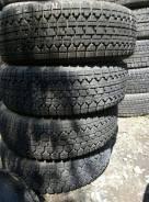 Bridgestone Blizzak DM-Z2. Зимние, без шипов, 2002 год, износ: 10%, 4 шт