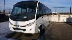 Marcopolo. Пригородный автобус MarcoPolo Bravis Метан. 25+1+1/42 мест. 180л. с., 42 места