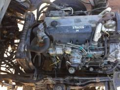 Двигатель в сборе. Isuzu Elf, NKR66, NPR66