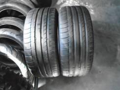 Michelin Pilot Sport. Летние, 2011 год, износ: 20%, 2 шт