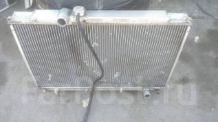 Радиатор охлаждения двигателя. Toyota: Mark II Wagon Blit, Crown, Soarer, Supra, Cresta, Verossa, Crown Majesta, Chaser, Mark II Двигатель 1JZGTE