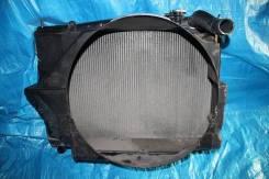 Радиатор охлаждения двигателя. Nissan Cima, HF50 Nissan Cedric, Y34, MY34, ENY34, HY34 Nissan Gloria, MY34, ENY34, Y34, HY34 Двигатели: VQ30DET, VQ30D...