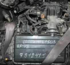 Двигатель в сборе. Daihatsu Move, L150S Двигатель EFVE