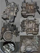 Двигатель в сборе. Daihatsu Hijet