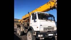 Камаз 43118 Сайгак. Автокраны, 16 000 кг., 18 м.