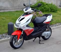 Yamaha Aerox. 50 куб. см., исправен, без птс, без пробега
