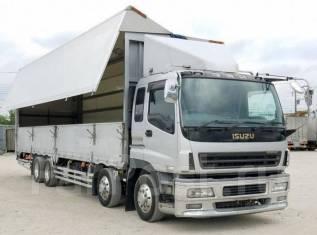 Isuzu Giga. Isuzu GIGA фургон бабочка, 14 250 куб. см., 10 т и больше. Под заказ