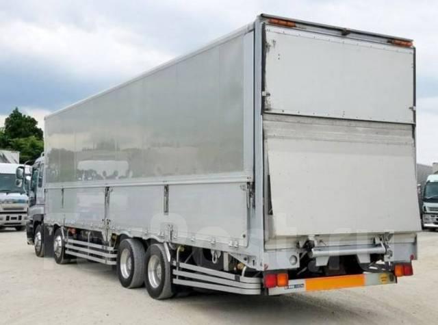 Isuzu Giga. Isuzu GIGA фургон бабочка, 14 250куб. см., 13 000кг., 6x4. Под заказ