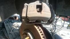 Суппорт тормозной. Toyota Crown, GRS200, GRS201, GRS180, GRS181, UZS186, GRS182, UZS187 Toyota Mark X, GRX133, GRX120, GRX121, GRX135, GRX125, GRX130...