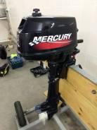 Mercury. 5,00л.с., 2-тактный, бензиновый, нога S (381 мм), Год: 2006 год