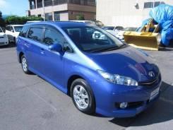 Toyota Wish. вариатор, 4wd, 1.8, бензин, 45 000 тыс. км, б/п. Под заказ