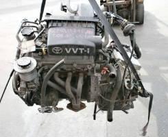 Двигатель 1SZ в разбор