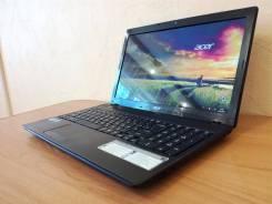 """Acer Aspire 5742. 15.6"""", 2,7ГГц, ОЗУ 4096 Мб, диск 500 Гб, WiFi, Bluetooth, аккумулятор на 2 ч."""