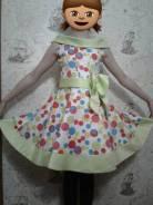 Продам платье, очень яркое и красивое