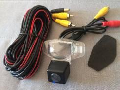 Камера заднего вида. Honda CR-V