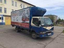 Mitsubishi Canter. Продам грузовик рефрижератор 1998 г, 4 200 куб. см., 3 500 кг.