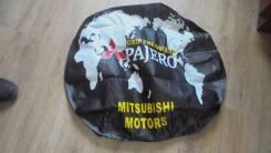 Чехол для запасного колеса. Mitsubishi: Lancer Cedia, Airtrek, Pajero iO, Pajero Pinin, RVR, Lancer Двигатели: 4G94, 4G93