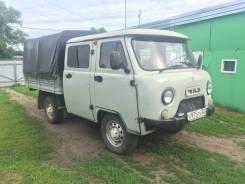 УАЗ 39094 Фермер. Продам УАЗ фермер, 2 700 куб. см., 1 100 кг.