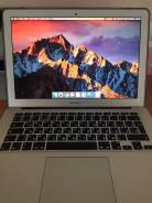 "Apple MacBook Air 13. 13"", 1,3 ГГц, ОЗУ 4096 Мб, диск 128 Гб, WiFi, Bluetooth, аккумулятор на 9 ч."