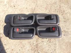 Ручка двери внутренняя. Toyota Caldina, AT211, AT211G, CT216, CT216G, ST210, ST210G, ST215, ST215G, ST215W Двигатели: 3CTE, 3SFE, 3SGE, 3SGTE, 7AFE