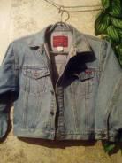 Куртки джинсовые. Рост: 116-122, 122-128 см
