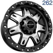 Off-Road-Wheels. 7.0x16, 5x139.70, ET0, ЦО 110,5мм. Под заказ