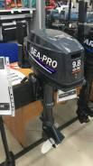 Sea-Pro. 9,80л.с., 2-тактный, бензиновый, нога S (381 мм), Год: 2017 год