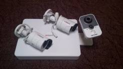 Hikvision HiWatch DS-N201. Менее 4-х Мп