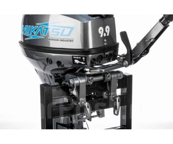 Mikatsu. 9,90л.с., 2-тактный, бензиновый, нога S (381 мм), Год: 2017 год