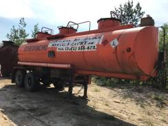 Нефаз. Полуприцеп-цистерна, 21 000 кг.