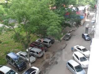 Гостинка, улица Кирова 62. Вторая речка, частное лицо, 24 кв.м. Вид из окна днём