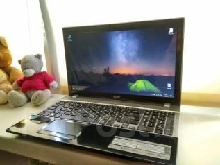 "Acer Aspire V3-571G-736b8G75Makk. 15.6"", 3 400,0ГГц, ОЗУ 8192 МБ и больше, диск 750 Гб, WiFi, Bluetooth, аккумулятор на 2 ч."