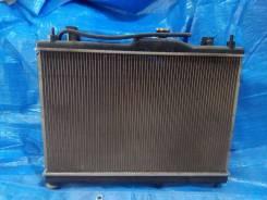 Радиатор охлаждения двигателя. Nissan Tiida Latio, SNC11, SZC11, SC11 Nissan Tiida, C11, NC11 Nissan Wingroad, Y12 Двигатели: HR15DE, HR16DE