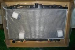 Радиатор охлаждения двигателя. Nissan: Bluebird Sylphy, Tino, Primera Camino, Bluebird, Sunny, Almera Tino, Primera Двигатели: QG15DE, QG18DE, QG13DE...