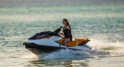 BRP Sea-Doo GTS. 90,00 л.с., Год: 2017 год
