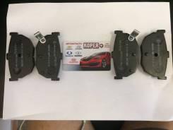 Колодка тормозная дисковая. Hyundai: Tiburon, Avante, Coupe, Elantra, Lantra Kia Cerato