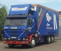 Scania. Скания 113, 11 000 куб. см., 15 000 кг.